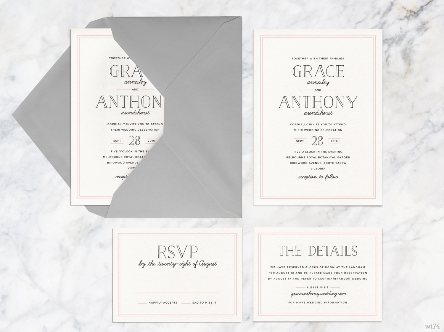 wedding invitation sets australia - 28 images - wedding invitation ...