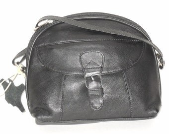 Leather Crossbody With Adjustable Strap