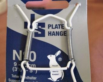 Plate Hanger Number 0  9cm-13cm