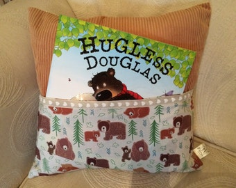 Storybook Cushion ' Bears'