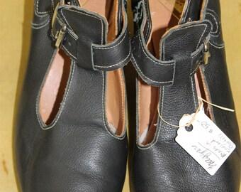 John Fluevog made in England Leather Shoes