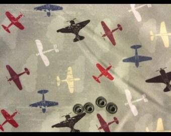 OS Cloth Diaper (Air Planes)