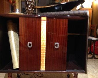 Furniture bar lighted showcase