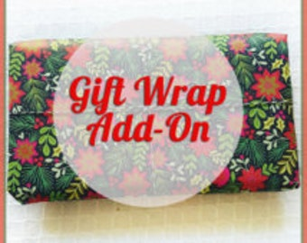 gift wrap add on