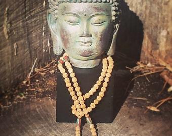 Rudraksha 108 Seed Mala