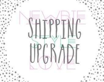 UPGRADED SHIPPING~ 1-3 day