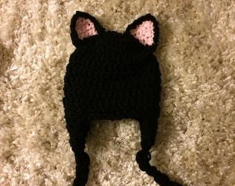 Baby Kitty Cat Hat