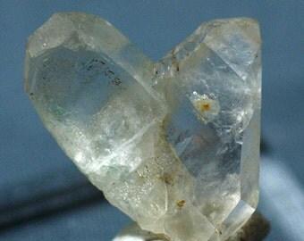 Japan-law Twinned Quartz Crystal, Arizona, Mineral Specimen for Sale