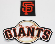 Unique Sf Giants Baseball Related Items Etsy