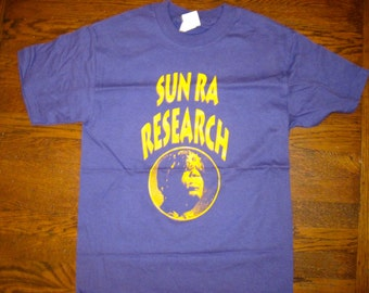 Sun Ra Research t shirt size Youth Large