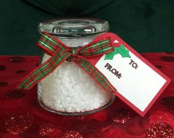 Lavender Bath Salts for Christmas Gift