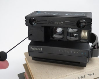 Polaroid Spectra   AF with close up attachment