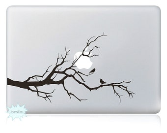 Branch Decals Mac Stickers Macbook Decals Macbook Stickers Apple Decal Mac Decal Stickers Laptop Decal