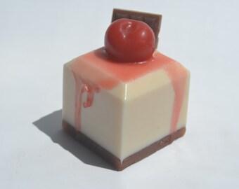 CHEESECAKE SQUARE Soap