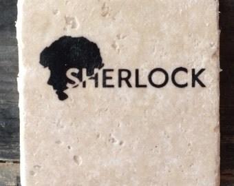OVERSTOCK SALE: Silhouette Sherlock Coaster or Decor Accent