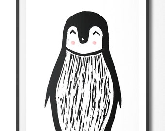 Poster Maurice The Penguin