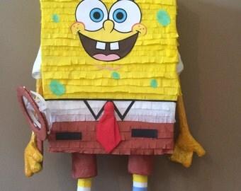 Pinata Sponge Bob