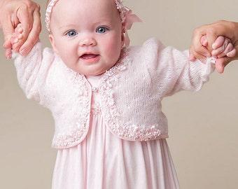 Leila Pink Knit Sweater