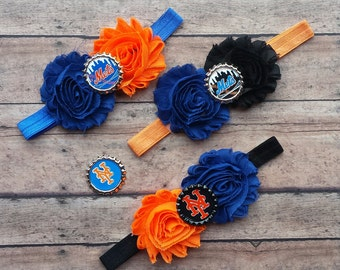 New York Mets Headband! Customized just for you!