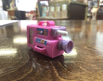 1988 Vintage Barbie Wind-Up Video Camera