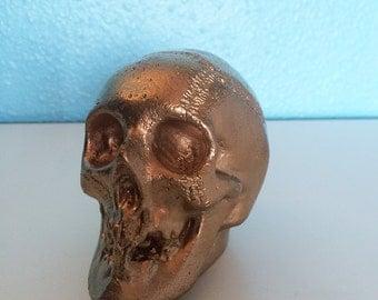 Skull, Gold