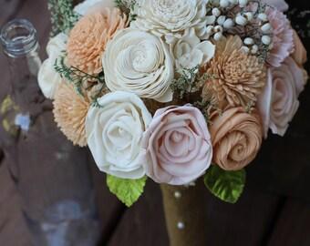 Sola Bouquet, Wedding Bouquet