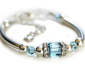 Birthstone Bracelet~~~~~Item ID: M000260