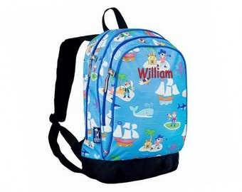 Personalized Classic Pirates Backpack