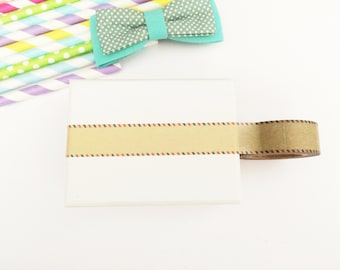 Vintage post mail washi tape, cute deco tape, paper tape, cute tape, packaging, wrap tape,vintage wrapping,vintage gifts packaging,brown