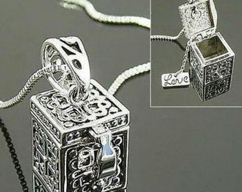Locket of Love necklace