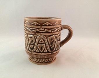 SALE - Brown Stylecraft Mug