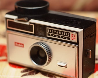 Kodak Instamatic Camera 154