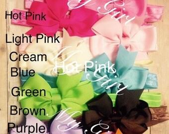 Buy 3 get 7 FREE HEADBANDS, Baby Headband , Newborn Headband, Lace, Preemie,Baby Girl,Infant,Headband,Baby Headbands,Wedding,Baptism, hair