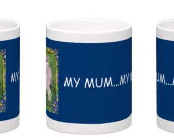 Coffee Mugs (four different designs)