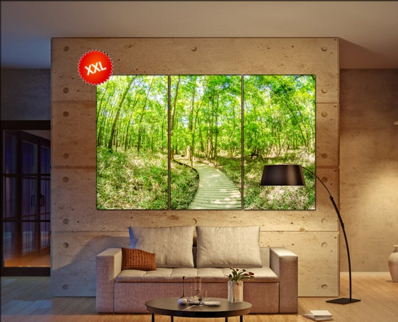 Congaree National Park  canvas Congaree National Park wall decoration Congaree canvas art Congaree large canvas  wall decor