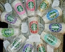 Teacher Coffee Cup Gift - Personalized Starbucks Tumbler • Custom Mug • Tea Cup (Genuine Reusable Starbucks Cup + Bonus) [Teacher gift idea]