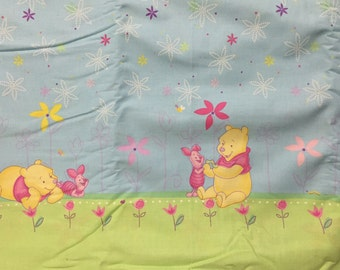 Winnie the Pooh Fabric lengths