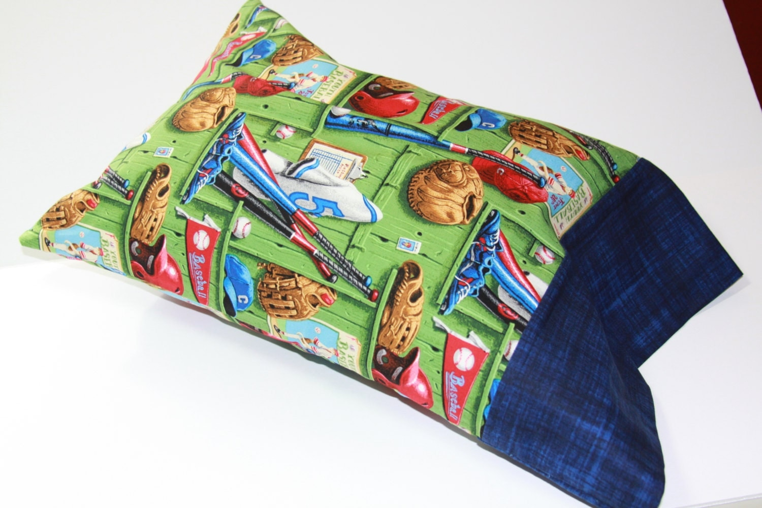 Travel Pillow Case 12 inch by 16 inch pillow case Toddler