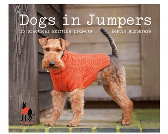 Dogs in Jumpers Book