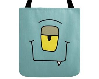 Kaa Tote Bag - Monsters