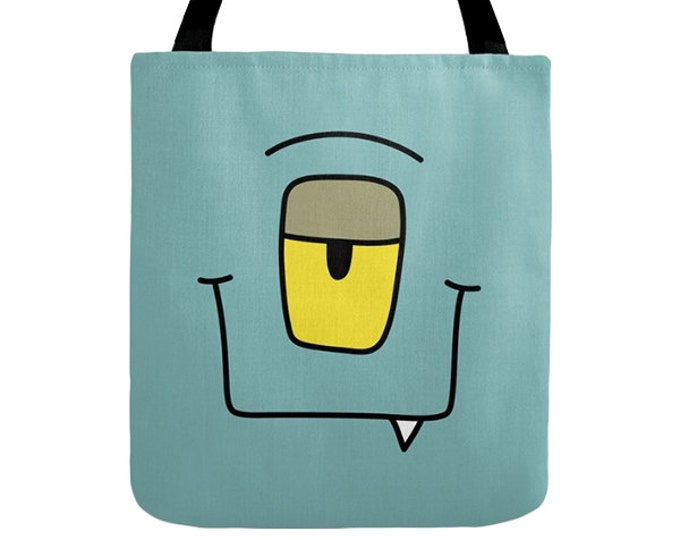 Kaa Tote Bag - Monsters