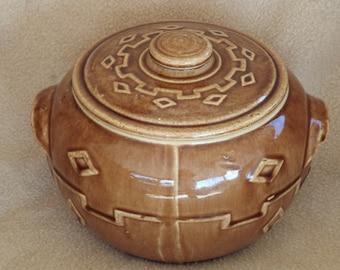 Vintage Stoneware; Vintage Crock