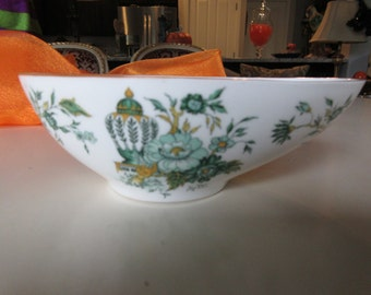 ENGLAND CROWN STAFFORDSHIRE Kowloon Bowl