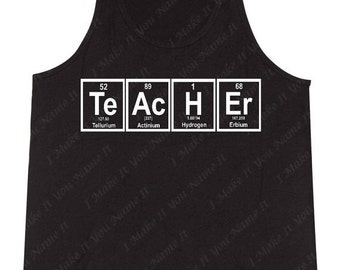 Teacher Element - Men's Tank Top