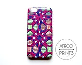 AFROOPRINTS | African Wax II fabric shell
