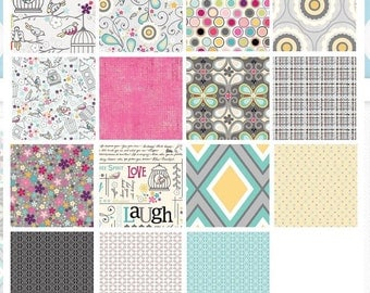 Rhapsody Fat Quarter Bundle