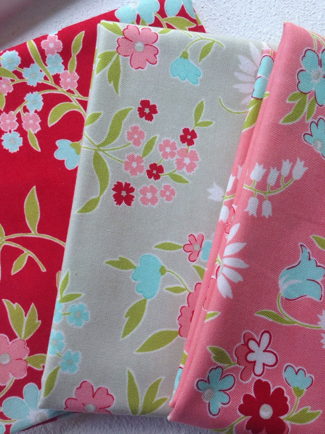 Bonnie Amp Camille Quot Vintage Picnic Quot Playful 1 2 Yard From