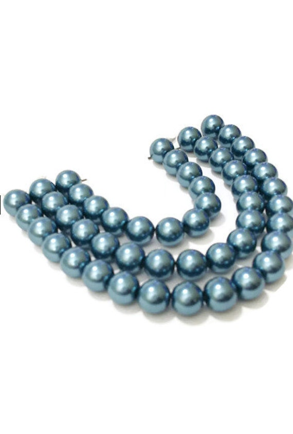 pearl beads bulk wedding decor 6mm glass beads crafts. Black Bedroom Furniture Sets. Home Design Ideas