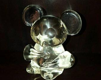 Koala Bear Glass Figurine