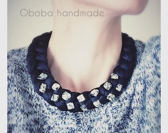 Oboba Plaited Necklace
